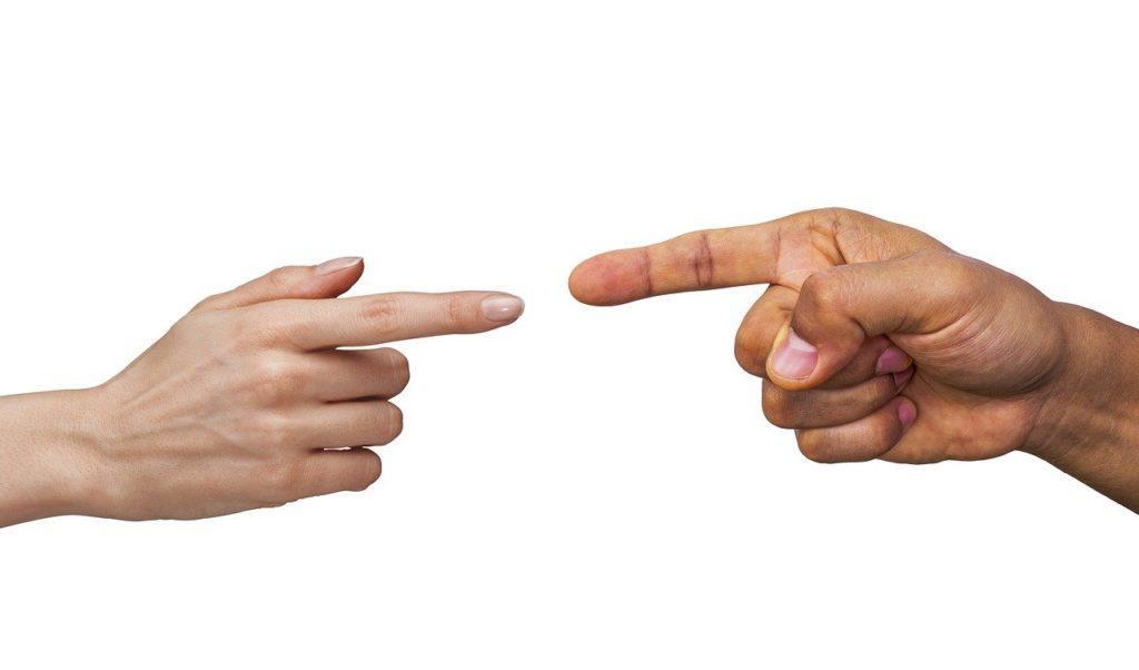 Streit in Beziehung beenden