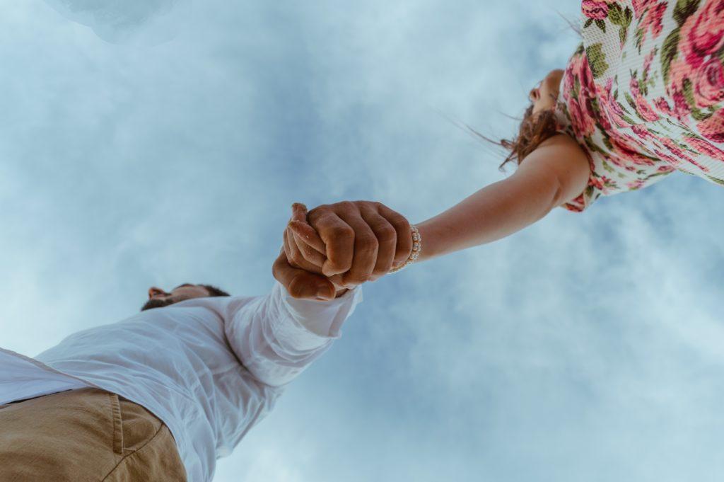 Fünf Phasen der Beziehung